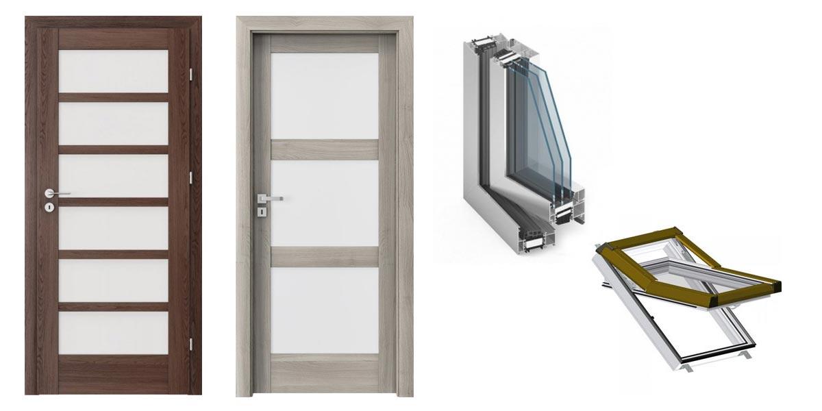 Jak správně vybrat okna a dveře?