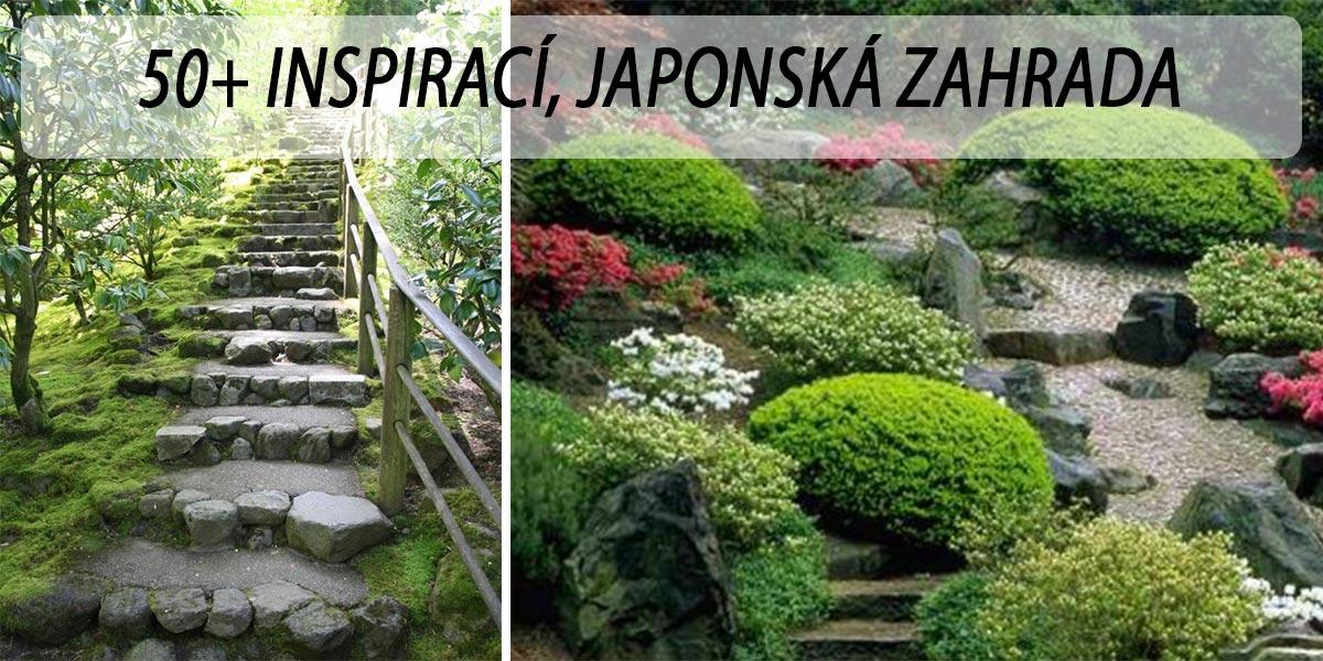 Japonská zahrada - fotogalerie, inspirace