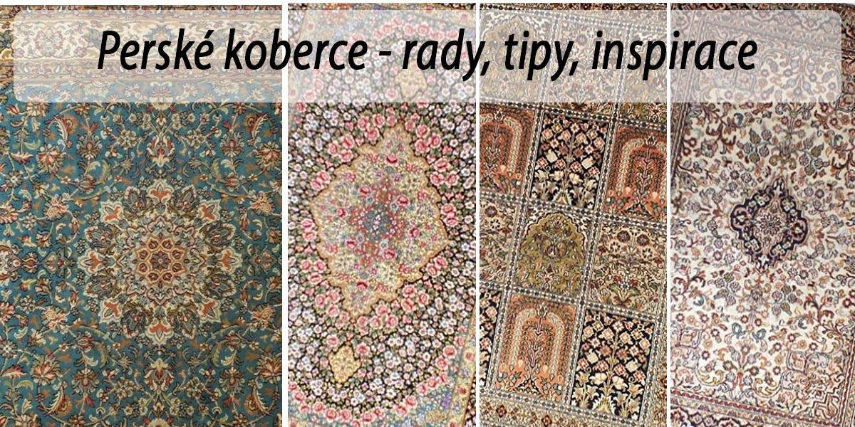 Jak si vybrat kvalitní perský koberec?