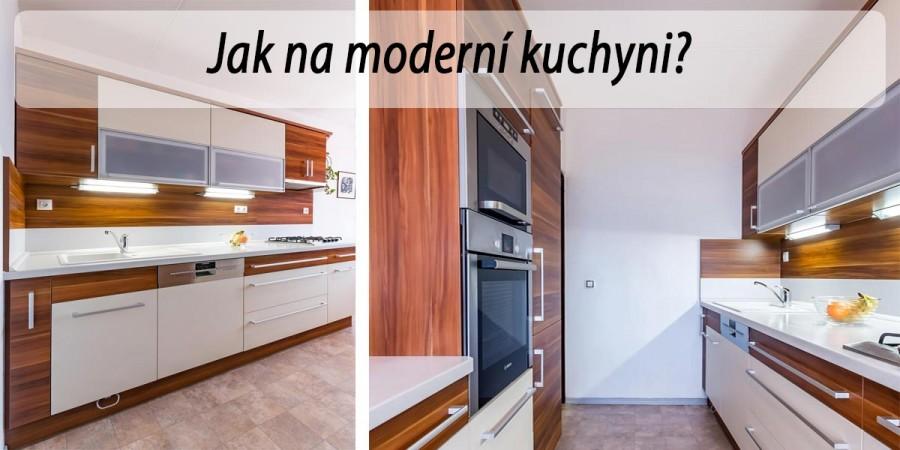 Moderní kuchyně - inspirace, rady, fotogalerie