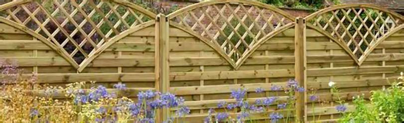 Univerzální plotová dekorace, vrchní