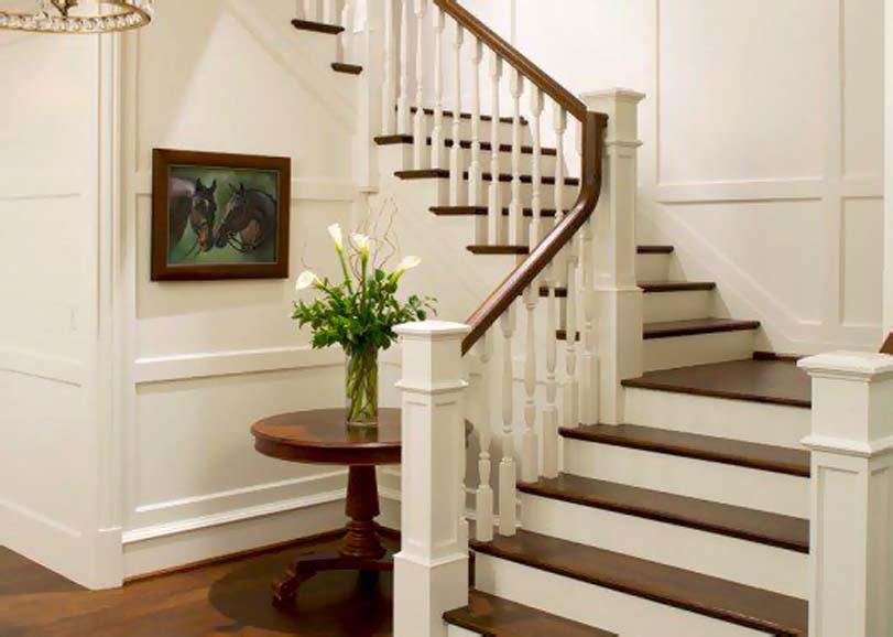 Retro schody