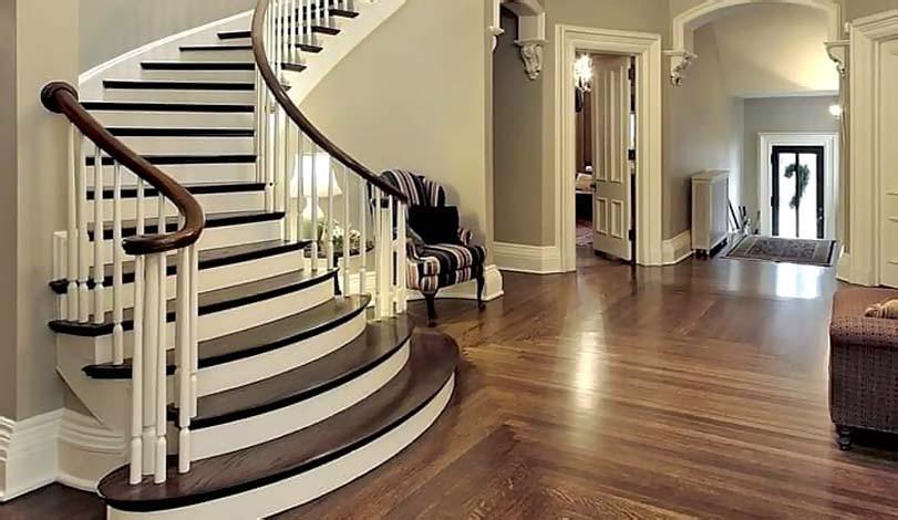 Staré schodiště, modernizace