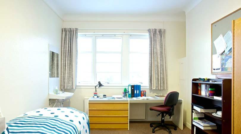 Studentský pokoj, malý