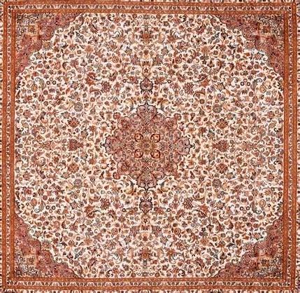 Perský koberec, inspirace2
