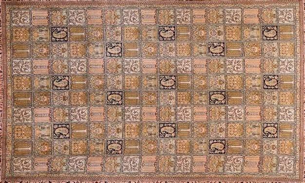 Perský koberec, inspirace3