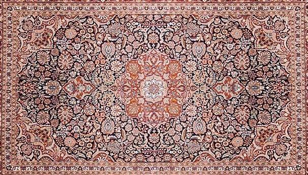 Perský koberec, inspirace5