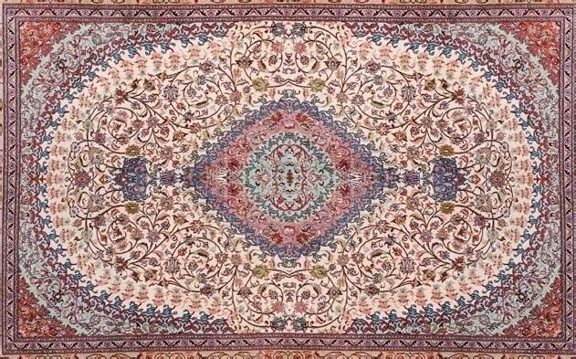Perský koberec, inspirace8