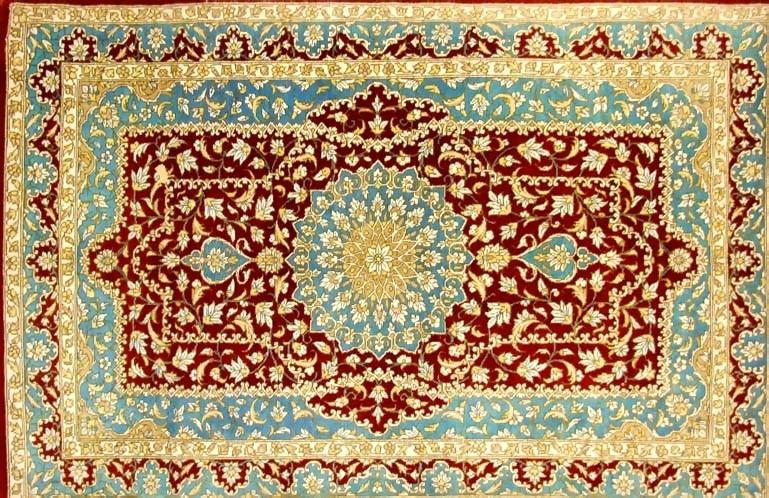 Perský koberec, inspirace9